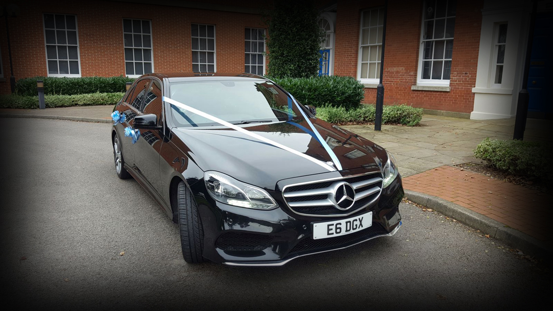 Executive Black E Class - Up To 4 Passengers